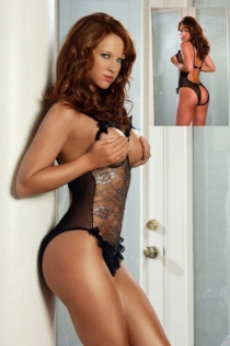 Black Spaghetti Strap Teddy With Silver and Black Lacy Bodice, Bows, Ruffled Crotch and Cut-out Bust and Bottom