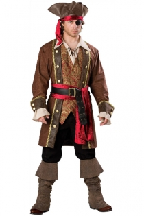 Brave Pirate Prince Costume