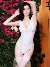 Bridal Lace Teddy Lingerie With Garters