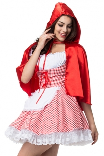 Sweet Little Red Riding Hood Sexy Costume