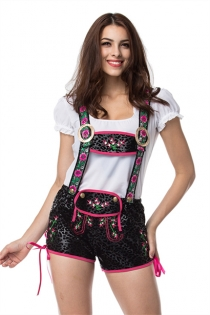 Beer Girl Oktoberfest Cosplay German Bavarian Costume