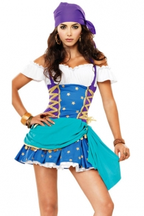 Flirty Priate Costume, 12029