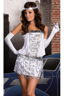 Flirty Dancer Costume, 12032
