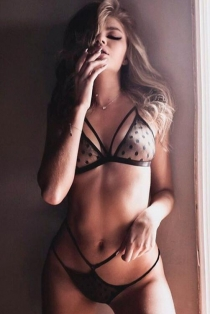Black lace transparent female bikini temptation three-point sexy lingerie set