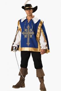 Hot Royal Army White Inner Longsleeve Dark Blue Overlayer With Golden Edges and Print