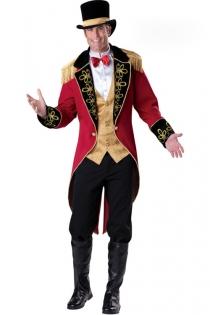 Dignified Ringmaster Gentleman Costume