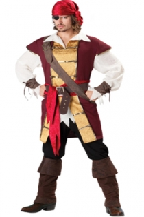 Pirate of the Caribbean Costume for Special Occasion