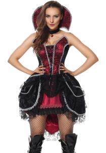 Deluxe Vampire Vixen Costume Cosplay Halloween Costumes
