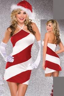Sexy Christmas dress,20009