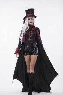 2018 New Halloween Vampire Lovers Family Pack Dracula Vampire Earl Court Women Costumes